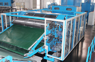 7m Polyster Fiber Geotextile Production Line With High Capacity