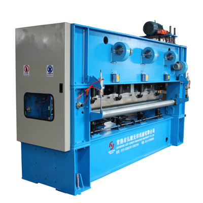 Automatic 5 M Nonwoven Needle Punch Machine , Felt Making Machine